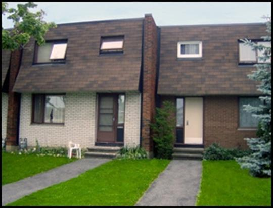 1586 heron rd ottawa 3 bedroom townhouse for rent l38198 for Three bedroom townhomes for rent