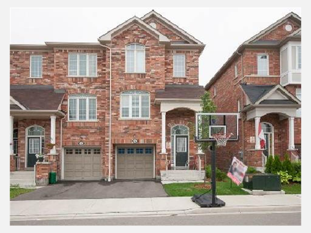 353 Aspendale Cres Mississauga 3 Bedroom Townhouse For Rent L14089