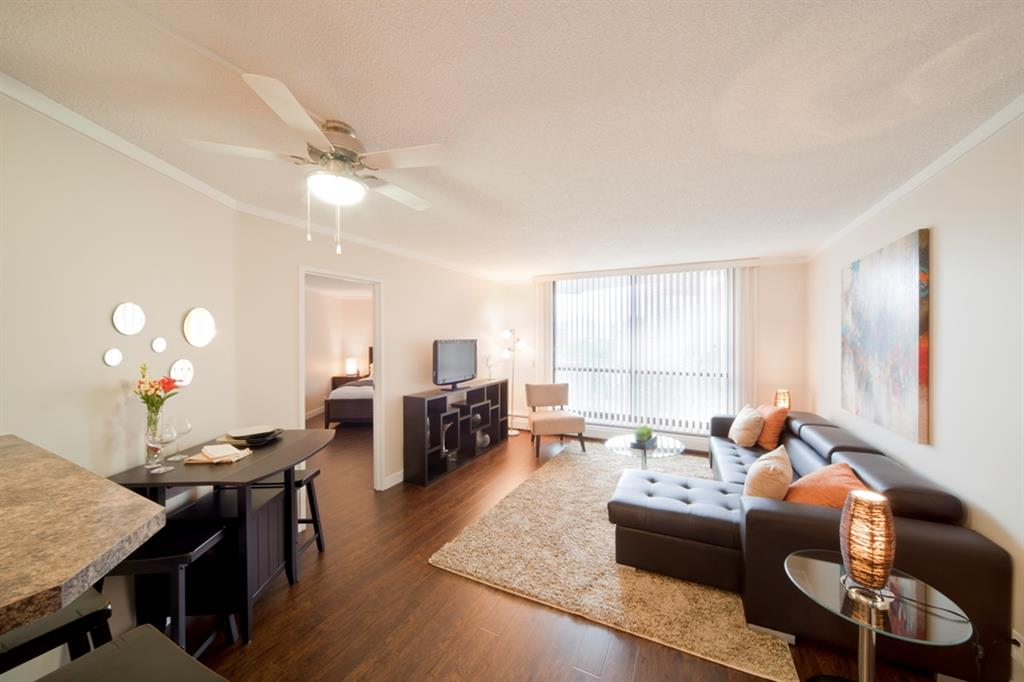 10205 100 Avenue Edmonton 1 Bedroom Apartment For Rent