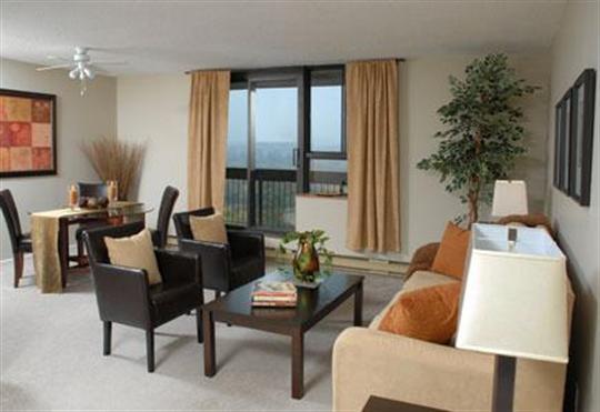 1551 Riverside Drive Ottawa 2 Bedroom Apartment For Rent L38429