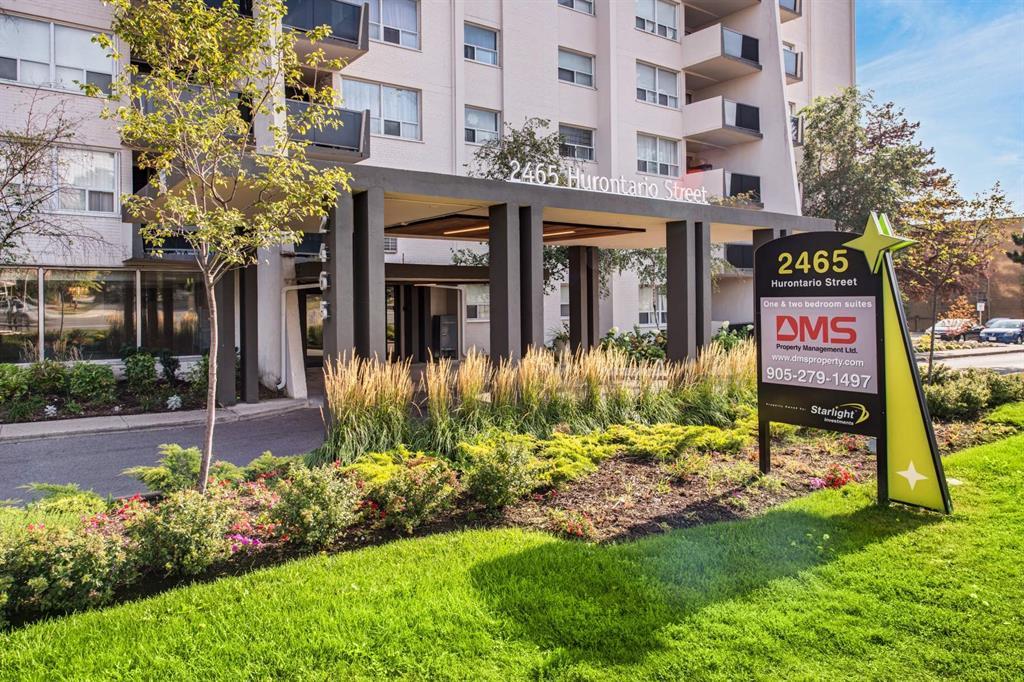 2465 Hurontario Street, Mississauga - Apartment for Rent