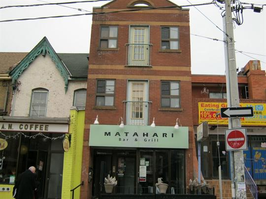 Baldwin Street Room Rental Toronto