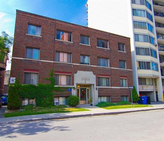 195 Cooper Street Ottawa Apartment For Rent B58149