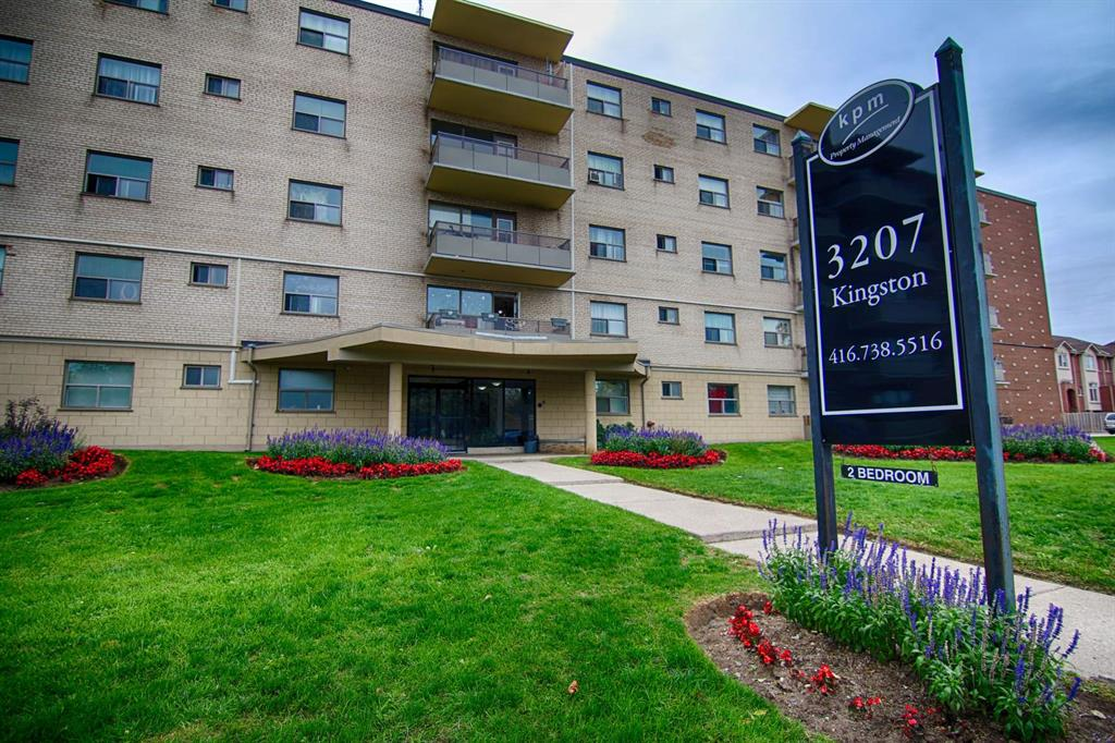 Apartments For Rent On Kingston Road Scarborough
