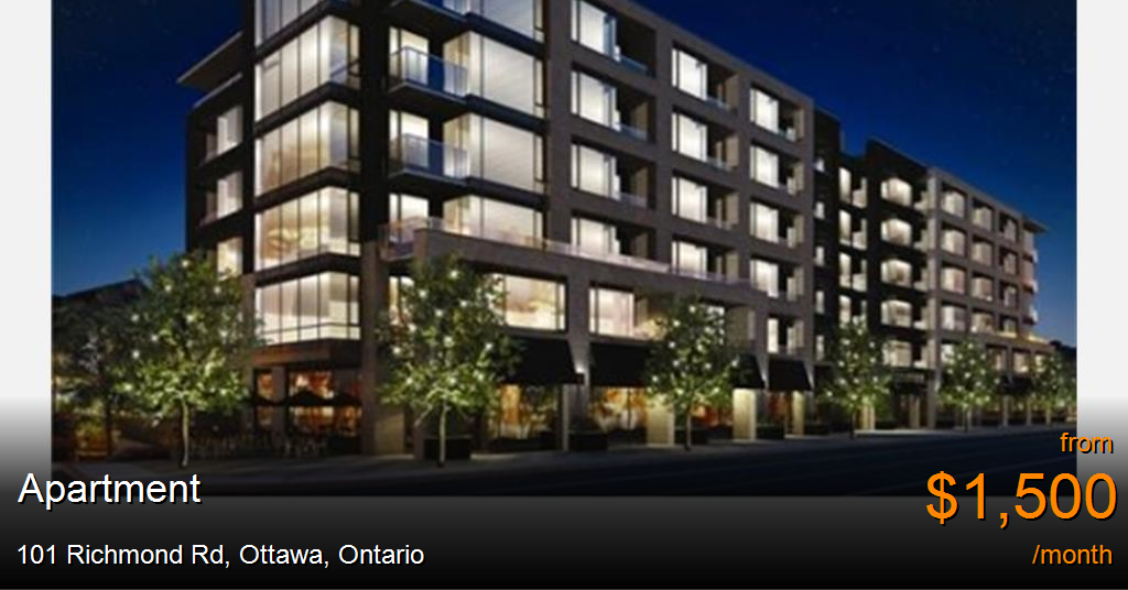 Richmond Ottawa Apartments For Rent