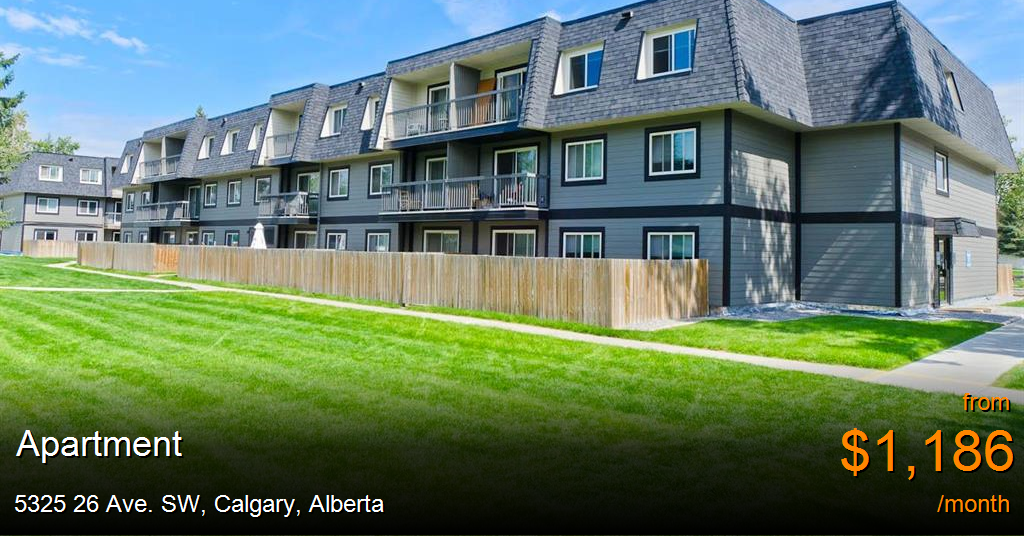 5325 26 Ave SW, Calgary - Apartment for Rent