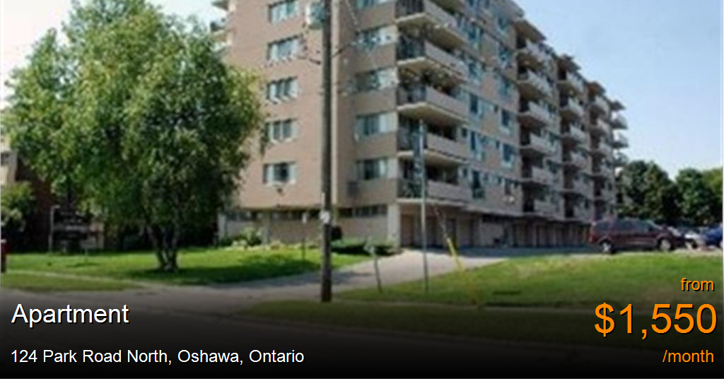 Apartments For Rent In North Oshawa