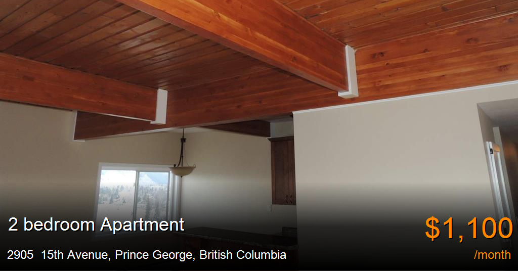 2905 15 avenue prince george apartment for rent b115373 for 1 bedroom basement for rent in prince george
