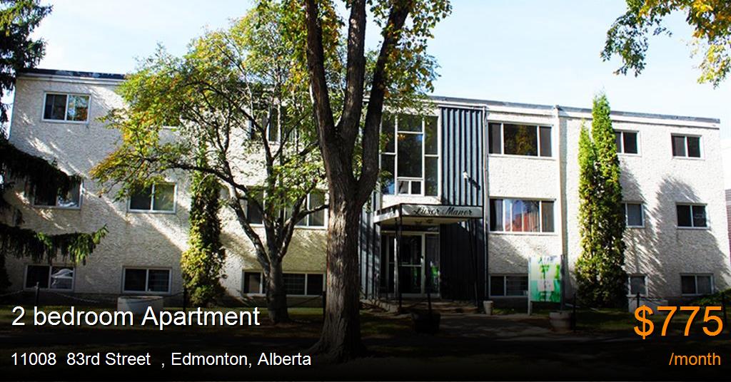 11008 83rd Street, Edmonton - Apartment for Rent -B119188