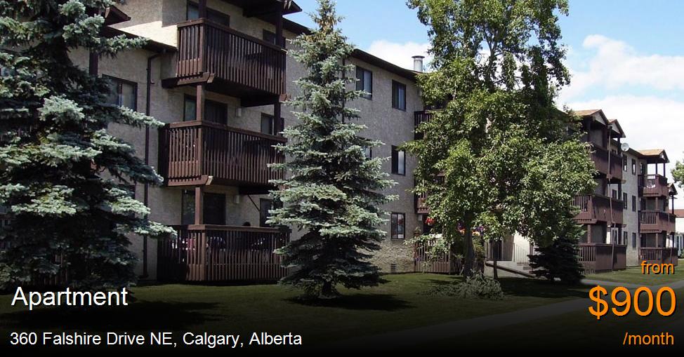 360 Falshire Drive NE, Calgary - Apartment for Rent -B132240