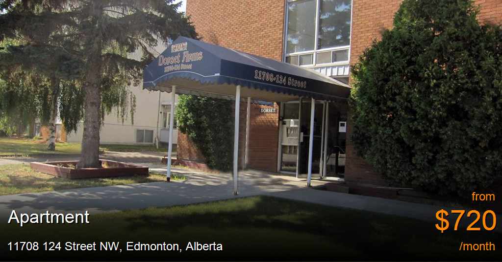 11708 124 Street NW, Edmonton - Apartment for Rent -B132367