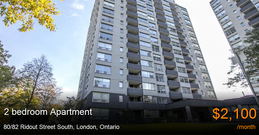 80/82 Ridout Street South, London - Apartment for Rent -B18663