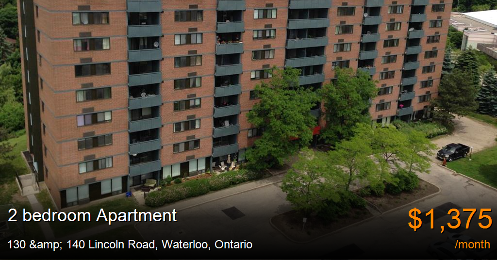 Basement Apartment For Rent Waterloo