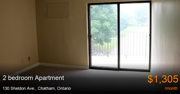 130 Sheldon Ave Chatham Apartment For Rent B23150
