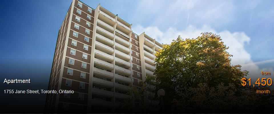 1755 Jane Street, Toronto - Apartment for Rent -B31180