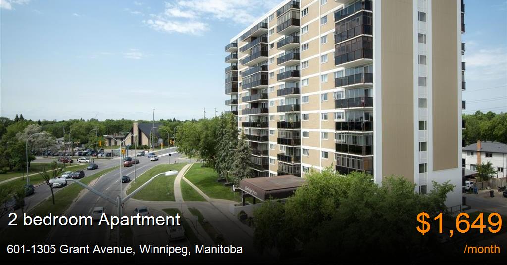 305 Mandalay Dr Winnipeg Apartment For Rent B34582