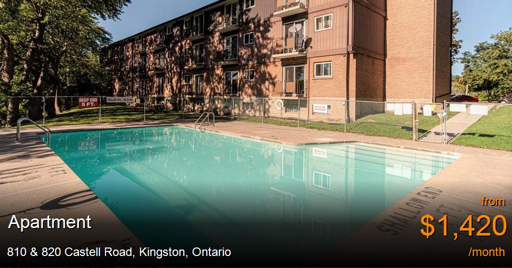 810 820 castell rd kingston apartment for rent b41955 for 3 bedroom house for rent kingston ontario