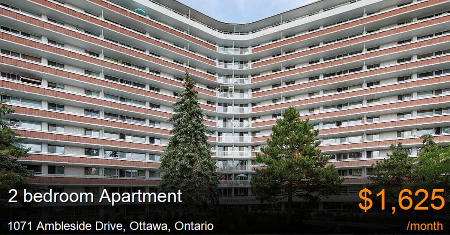 1071 Ambleside Drive Ottawa Apartment For Rent B42165