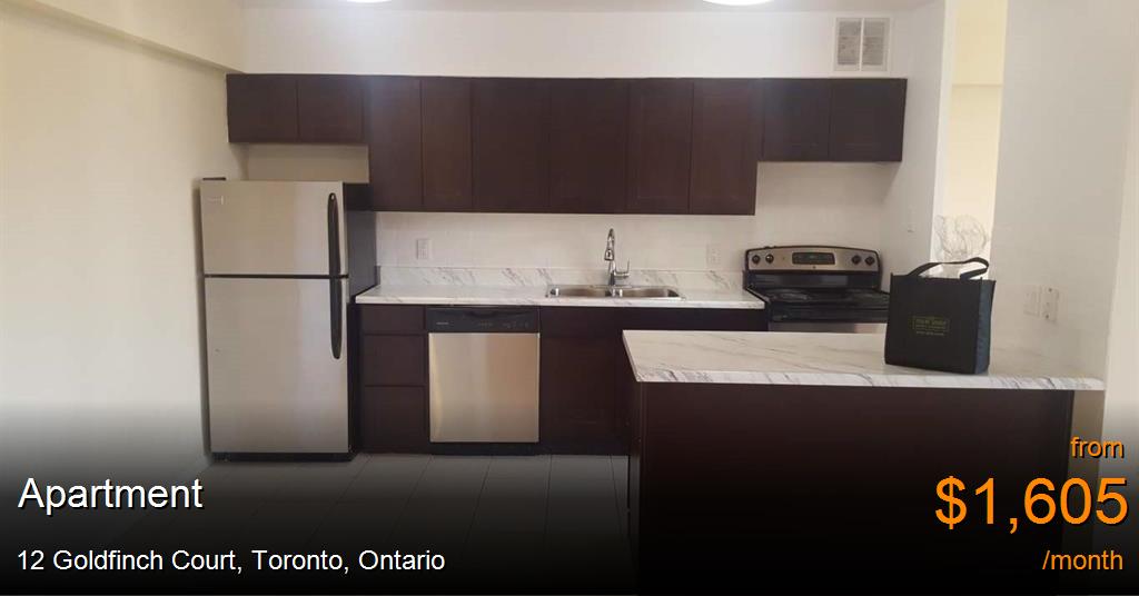 Apartment Rentals Toronto View It
