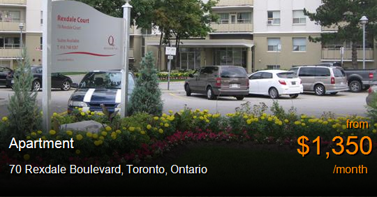 70 Rexdale Boulevard Toronto