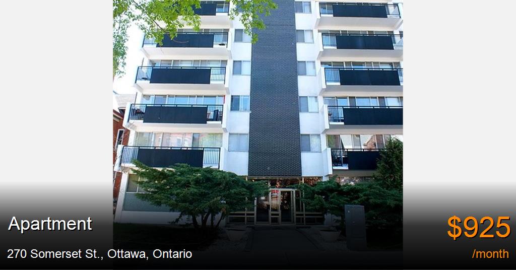 Basement Apartment For Rent Ottawa