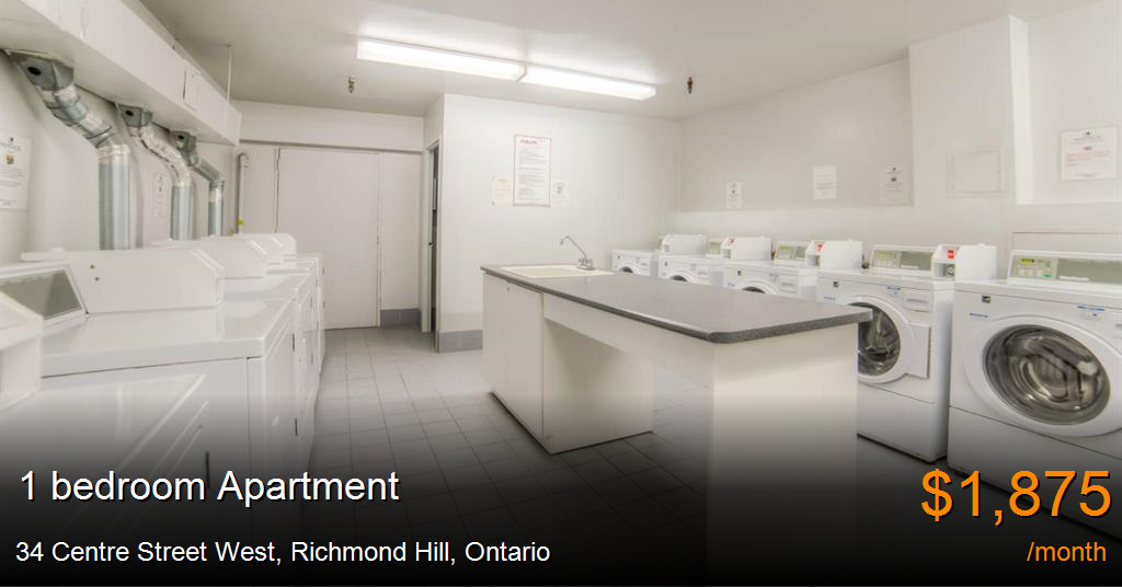 34 Centre Street West, Richmond Hill - Apartment for Rent -B63980
