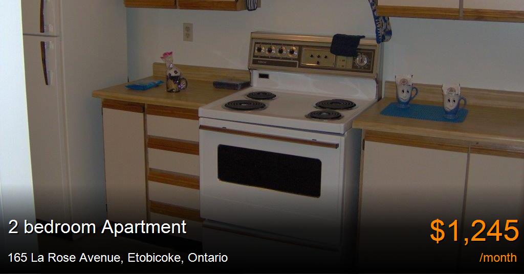 Room Rent Etobicoke Apartments