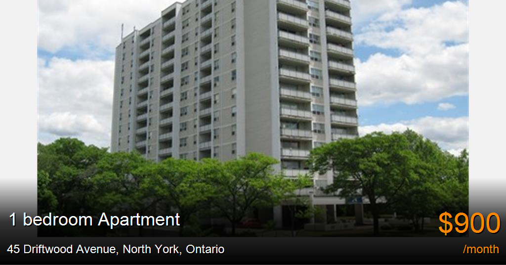 Apartment Rentals Toronto View It