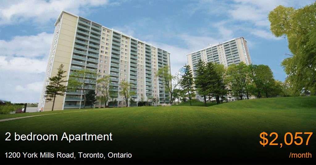Basement Apartment For Rent York Mills
