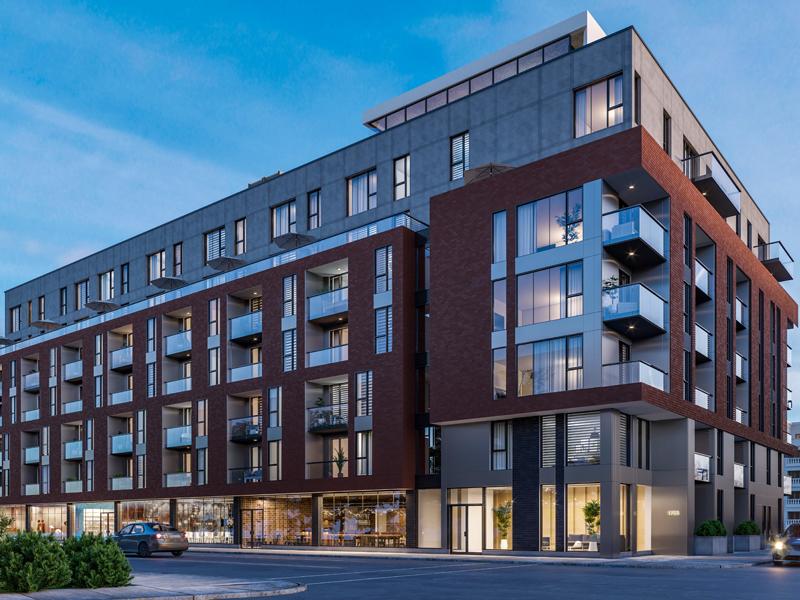 1705 rue William, Montreal - Apartment for Rent