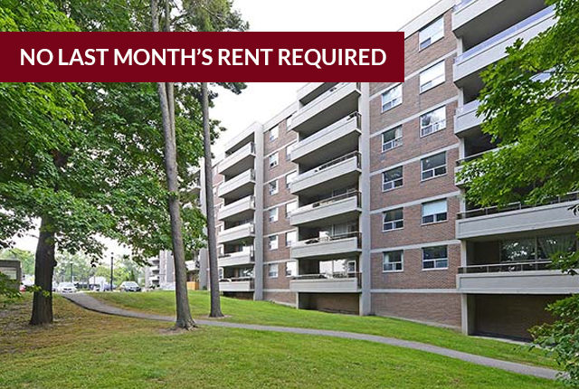 North York Bachelor Apartments For Rent