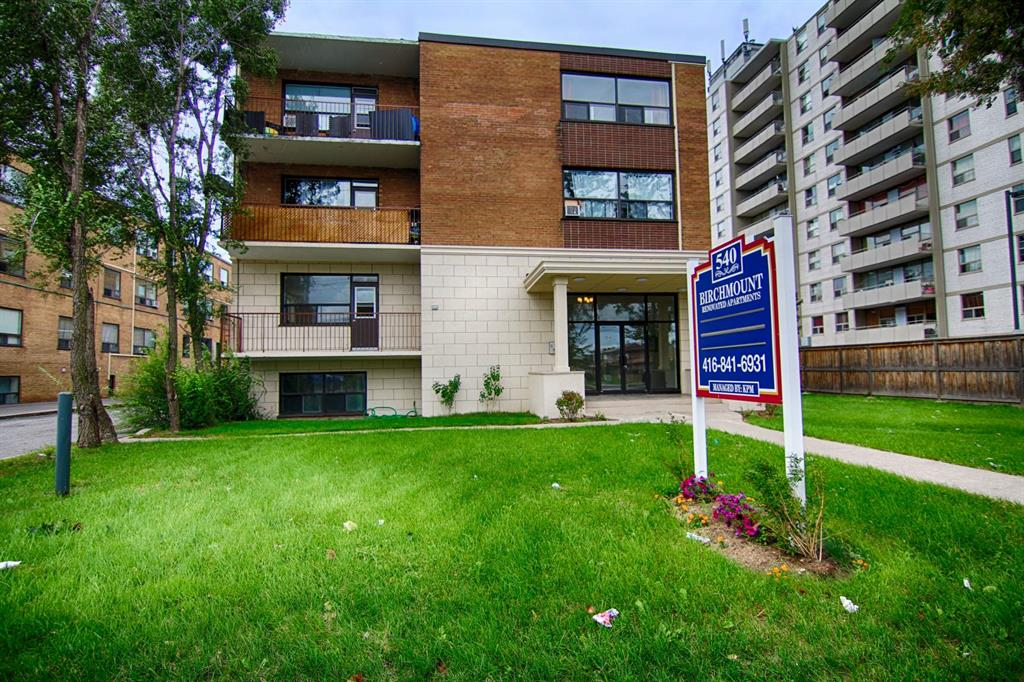 540 Birchmount Rd Toronto Apartment For Rent B125657