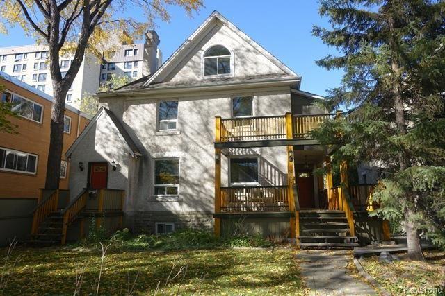 385 Wardlaw Avenue Winnipeg Duplex For Rent B84415